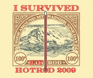 Hotrod Tee 2009